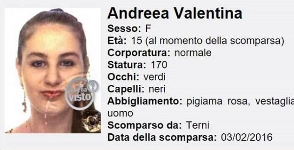 Andreea Valentina