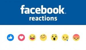 Facebook: arrivate le reactions, un modo nuovo di esprimersi. Ma piacciono agli utenti?