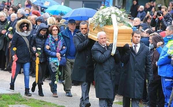Giulio Regeni: l'ultimo saluto di Fiumicello al ricercatore ucciso al Cairo