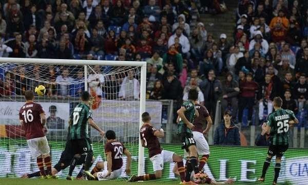 Sassuolo-Roma: diretta tv e streaming, probabili formazioni e quote (Serie A 2015-16)