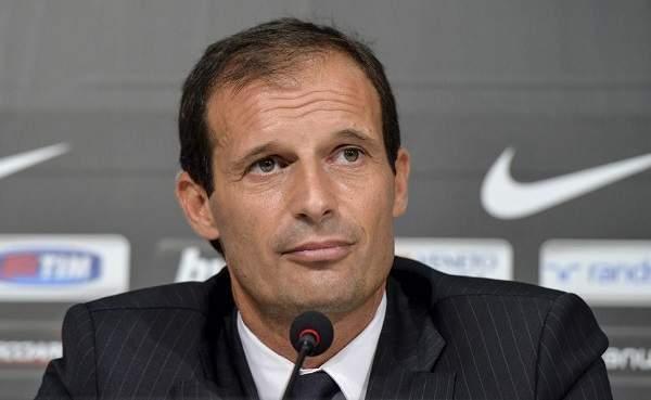 """Juventus, Allegri: """"A Bologna ci giochiamo lo scudetto"""", Zaza titolare"""
