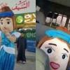 """Arabia Saudita, arrestata bambola gigante: """"Ha offeso il comune senso del pudore"""""""