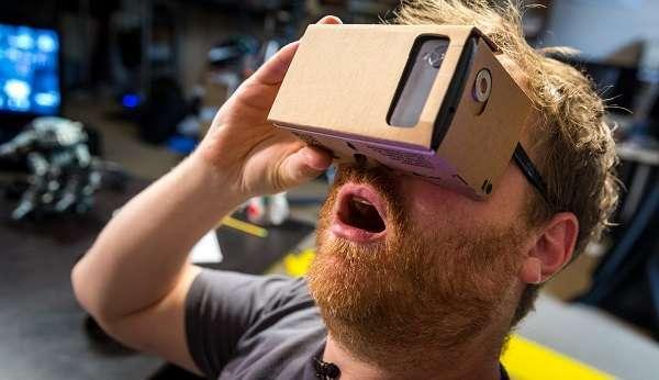 Google: evoluzione dei Cardboard e arrivo di un processore completamente autonomo