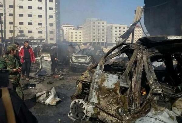 Siria, Isis: quattro esplosioni a Damasco, si contano oltre 140 morti e 200 feriti