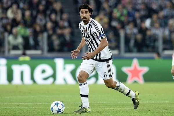 Juventus: ennesimo infortunio per Khedira, stop di 2-3 settimane per il tedesco