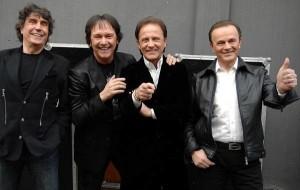 Pooh, per i loro 50 anni di carriera: nuovo disco, nuovo tour e l'11 marzo saranno in tv