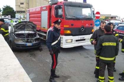 Palermo: resta senza lavoro a 54 anni, autotrasportatore si uccide dandosi fuoco