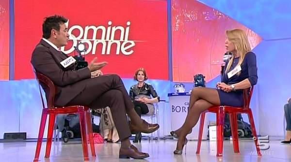 """Uomini e Donne, Trono Over del 18 febbraio: Alberto lascia Anna: """"Troppo fredda"""""""