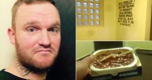 Regno Unito: giovane arrestato scrive una recensione sulla prigione e la pubblica sul web