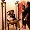 Porto Rico, esequie shock: 26enne seduto con gli occhi aperti e sigaretta in mano