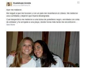 """""""Ieri mi hanno uccisa, viaggiavo da sola"""", la denuncia sul web per l'omicidio di 2 ragazze"""