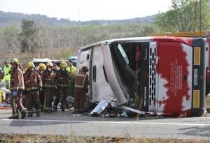 Spagna, tragedia pullman con studenti Erasmus: 13 le vittime tra cui 7 italiane
