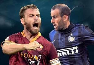 Roma-Inter: streaming, diretta tv, probabili formazioni e quote (Serie A 2015-16)