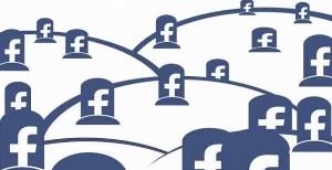 Facebook diventerà il più grande cimitero 'virtuale': entro il 2098 più morti che vivi