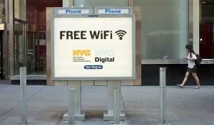 New York: Wi-Fi gratuito per tutti, la promessa del sindaco De Blasio diventata realtà