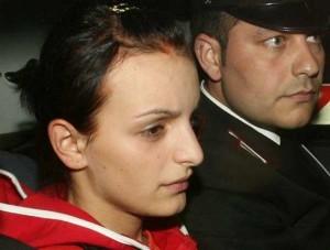 Omicidio Vanessa Russo: Doina Matei in semilibertà, insulti sul suo profilo Facebook