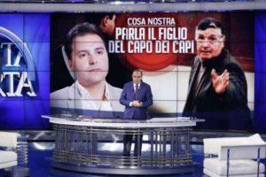 """Intervista Riina jr, l'Agcom riprende la Rai: """"Condotta senza repliche e contraddittorio"""""""