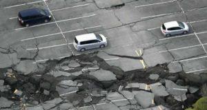 Giappone: terremoto di magnitudo 7.3, ancora incerto il numero di morti e feriti