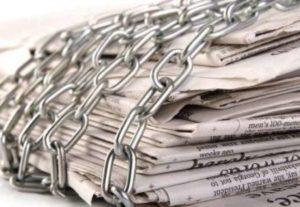 Libertà di stampa, peggiora nell'Ue: l'Italia al 77esimo posto e fanalino di coda