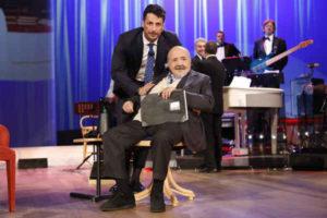 Fabrizio Corona al Maurizio Costanzo show confessa in esclusiva le sue debolezze