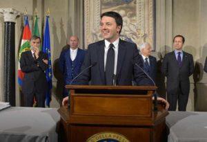 """Renzi annuncia: """"Sarà Calenda il nuovo ministro dello Sviluppo economico"""""""