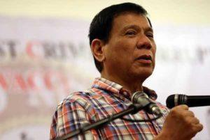"""Filippine, annuncio shock del neo-presidente Duterte: """"Reintrodurrò la pena di morte"""""""