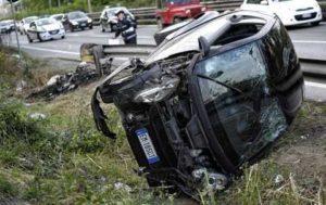 Roma, incidente sulla Flaminia: perde la vita un dipendente della Rai