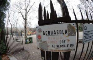 Genova, tenta di rapire tre bambine con un complice al parco dell'Acquasola