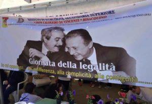 """Palermo, giornata della memoria e della legalità: """"La città è nostra, non di cosa nostra"""""""