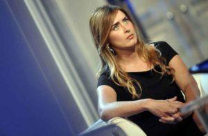 """Maria Elena Boschi: """"L'Italicum con cambierà nulla, le riforme devono passare"""""""