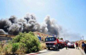 Palermo: scirocco e incendi in provincia, intossicati cinquanta bimbi di un asilo