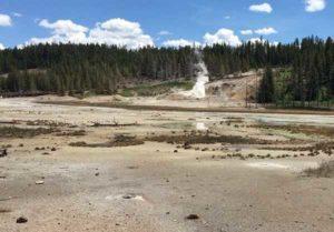 Usa, tragico incidente per uno studente: cade in una sorgente idrotermale e muore