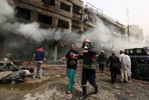 Terrorismo in Iraq, duplice attentato kamikaze a Baghdad: oltre 22 morti e 70 feriti