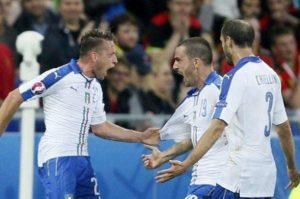 Euro 2016: la Nazionale italiana cerca gli ottavi contro la Svezia di Ibrahimovic