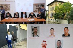 Pordenone, rapine in villa: sgominata banda internazionale che colpiva in tutta Europa
