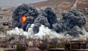 Iraq: almeno 250 jihadisti morti nel corso di un raid della Coalizione Internazionale