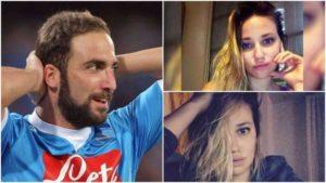 Higuain, storia finita con la bella Lara: vacanze separate dopo un'amore da 36 gol