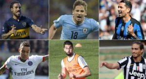 Calciomercato estate 2016: resa nota la lista ufficiale dei giocatori svincolati, molti volti noti
