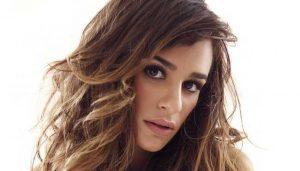 """L'attrice Lea Michele posa per la prima volta senza veli: """"Non sono perfetta ma..."""""""