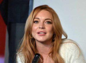 Lindsay Lohan ancora al centro delle news: lite furiosa con il fidanzato miliardario