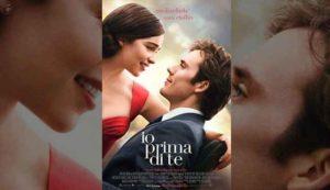 """""""Io prima di te"""" è il film più visto del weekend: 2 mln di euro di incassi al boxoffice italiano"""