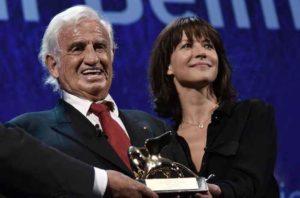 Mostra del cinema di Venezia: il Leone d'oro alla carriera a Jean Paul Belmondo