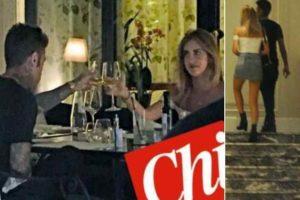 """Fedez e Chiara Ferragni, incontro """"romantico"""" a Milano: è nata una nuova coppia?"""