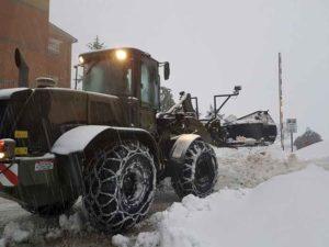 Abruzzo, ancora danni per il maltempo: 60mila cittadini senza luce e gas
