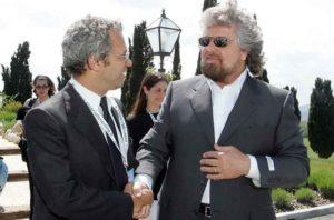 "Grillo-Mentana, vicenda chiusa: niente più querela. ""TG LA7 dentro solo per par condicio"""