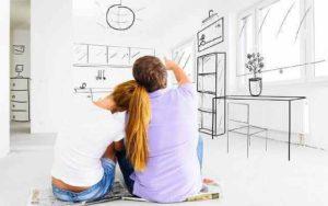Ristrutturare casa è fonte di stress per 7 coppie su 10