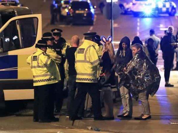 Manchester, attacco terroristico