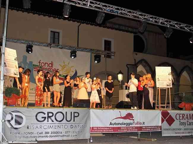Castle Fondi Music Festival 2017, la città di Fondi accende i riflettori in piazza