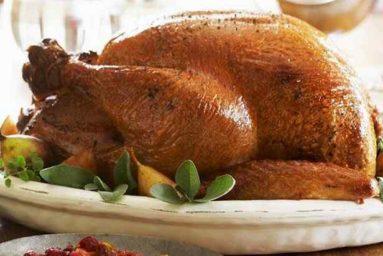 Il Ministero della Salute avverte: presenza di Listeria nel tacchino al forno