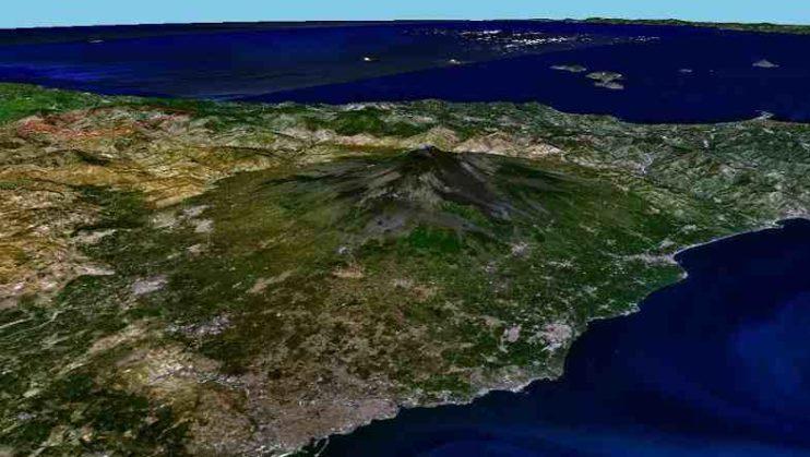 L'Etna sta scivolando nel Mar Ionio: potrebbe provocare uno tsunami